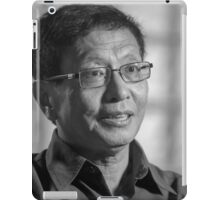 Yitang Zhang - established the first finite bound on gaps between prime numbers iPad Case/Skin