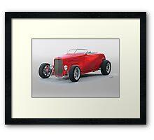 1932 Ford HiBoy Roadster V Framed Print