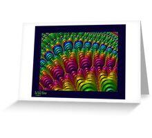 Rainbow Factory Greeting Card