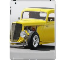 1933 Ford 'Soft Top' Coupe iPad Case/Skin