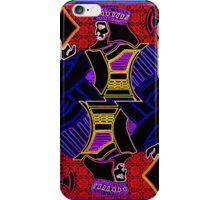 Neon King of Diamonds iPhone Case/Skin