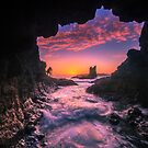 Cathedral Rocks Cave by Arfan Habib