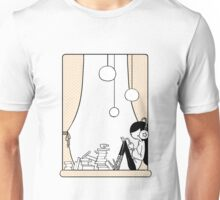 Between The Lines Unisex T-Shirt