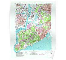 New York NY Arthur Kill 137078 1966 24000 Poster