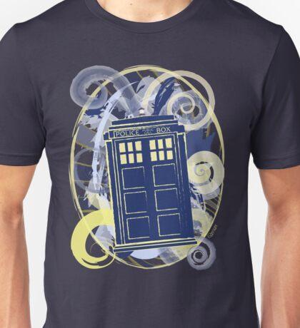 Doctor van Gogh. Who? Unisex T-Shirt