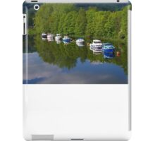 River Dart at Totnes (2) iPad Case/Skin