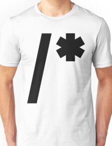 CSS Comment Unisex T-Shirt