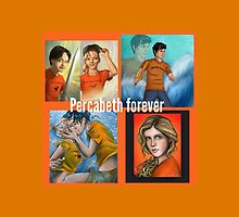 Percy Jackson and Annabeth Chase by Sarah21310