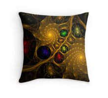 Crossing Dimensions Throw Pillow