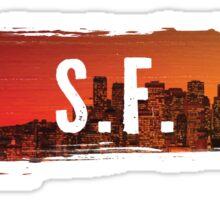 SF Sticker