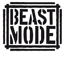 Beast Mode Power Logo by Style-O-Mat