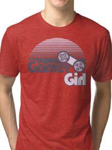 Gamer Girl Tri-blend T-Shirt