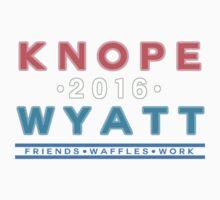 KNOPE WYATT 2016 by sansastoneheart