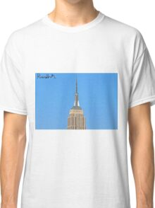 Those Deco Lines Classic T-Shirt