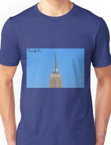 Those Deco Lines Unisex T-Shirt