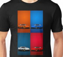 Pop art inspired FRS Unisex T-Shirt