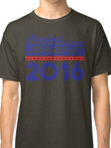 Re-Elect Jed Bartlet 2016 Bold  Classic T-Shirt