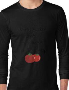 Plant Fueled - Vegan/Vegetarian  Long Sleeve T-Shirt