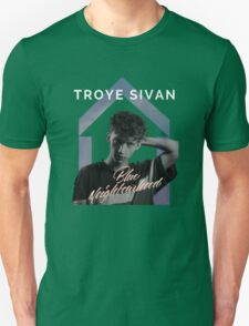 #troyetee Design by Collin J. Foster and Brisa Costilla T-Shirt