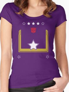 Hound - Transformers 80s Women's Fitted Scoop T-Shirt
