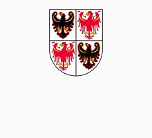 Coat of Arms of Trentino-Alto Adige Sudtirol Region of Italy Unisex T-Shirt