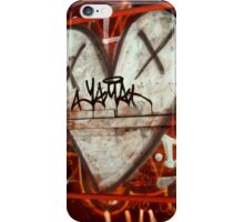 I Heart NYC Style Graffiti iPhone Case/Skin