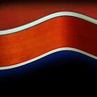 Ibanez AF75 Hollowbody Electric Guitar Binding Detail by koping