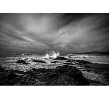 Pacific Ocean Waves Photographic Print