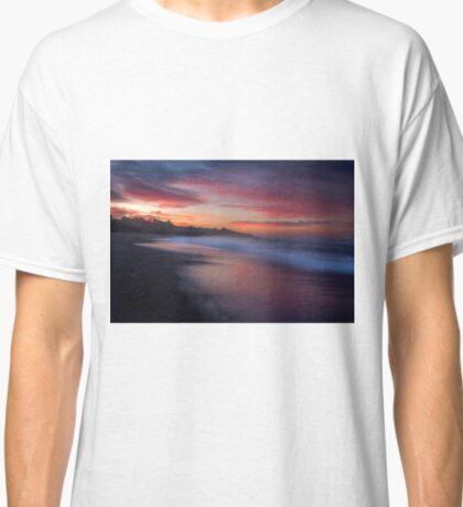 Pacific Ocean Sunrise Classic T-Shirt