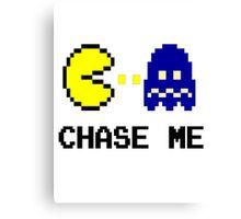Chase Me Canvas Print