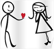 Love Hearth Poster
