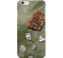 Inner Bone and Outer Shell iPhone Case/Skin