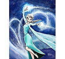 Elsa- Let it Go Photographic Print