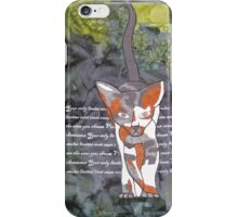 Calico Cat iPhone Case/Skin