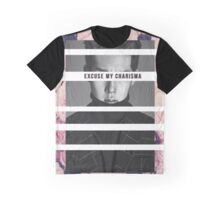 EXCUSE MY CHARISMA Graphic T-Shirt