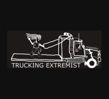 Trucking Extremist by rockabilby