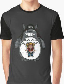 Totoro's World Graphic T-Shirt