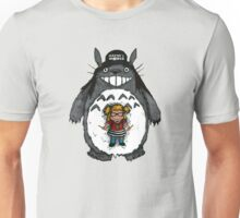 Totoro's World Unisex T-Shirt