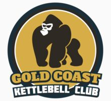 Gold Coast Kettlebell Club – Supporters – T-Shirt 3 by gckbc
