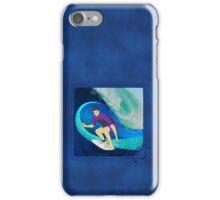 Surfer  iPhone Case/Skin