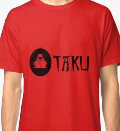 Otaku Inuyasha Full Body Crouch Classic T-Shirt