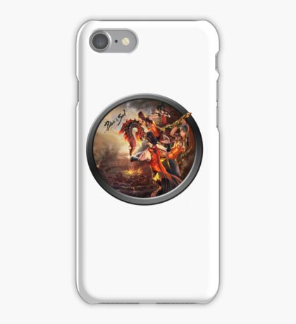 Blade and Soul iPhone Case/Skin