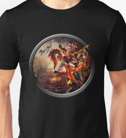 Blade and Soul Unisex T-Shirt