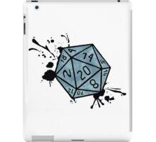 Dice Splat iPad Case/Skin