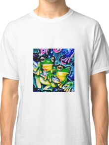 two frogs  Classic T-Shirt