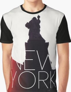 NEW YORK IV Graphic T-Shirt
