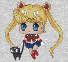Chibi Sailor Moon Kids Clothes