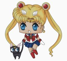 Chibi Sailor Moon T-Shirt