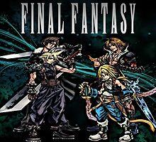 Final Fantasy by mugenjyaj