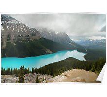Canada's Peyto Lake Poster